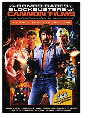 Cannon Films Collection Norris Stallone Lundgren Norris Stallone Lundgren