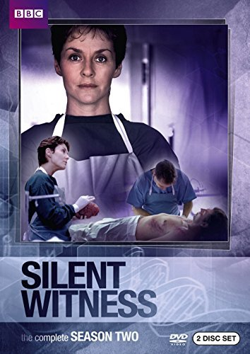 Silent Witness Season 2 DVD