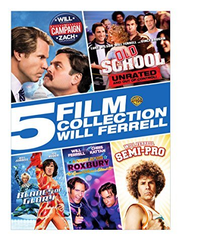 5 Film Collection Will Ferrel 5 Film Collection Will Ferrel