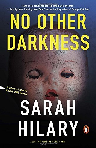 Sarah Hilary No Other Darkness A Detective Inspector Marnie Rome Mystery