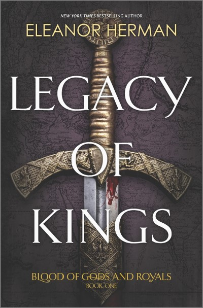 Eleanor Herman Legacy Of Kings