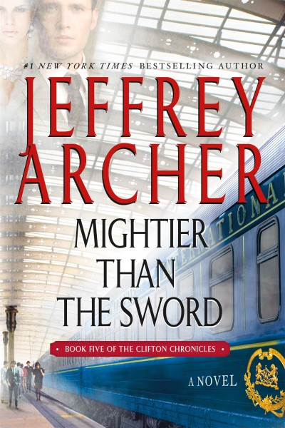 Jeffrey Archer Mightier Than The Sword