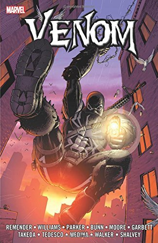 Marvel Comics Venom By Rick Remender The Complete Collection Volume 2
