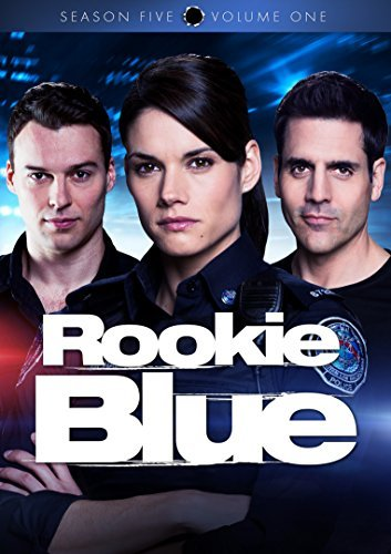 Rookie Blue Season 5 Volume 1 DVD