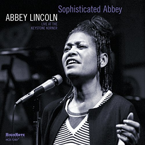 Abbey Lincoln Sophisticated Abbey