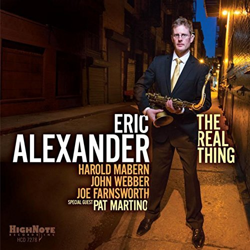 Eric Alexander Real Thing