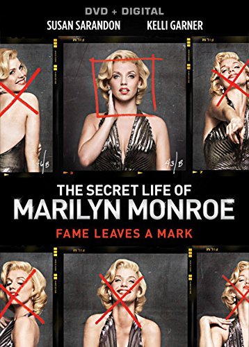 Secret Life Of Marilyn Monroe Sarandon Garner DVD Nr