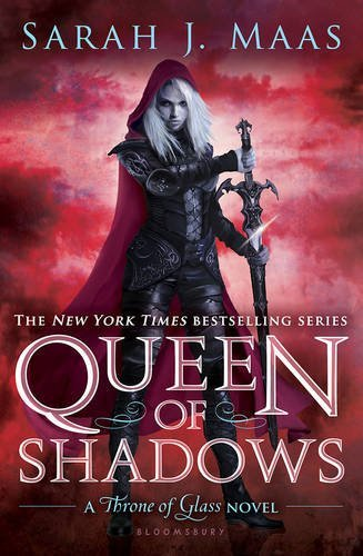 Sarah J. Maas Queen Of Shadows Throne Of Glass 4