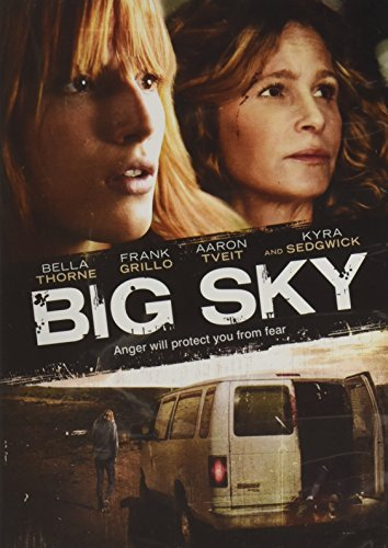 Big Sky Thorne Grillo Sedgewick DVD Nr
