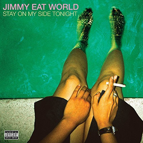 Jimmy Eat World Stay On My Side (lp) Explicit