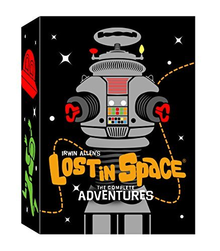Lost In Space The Complete Adventure Blu Ray