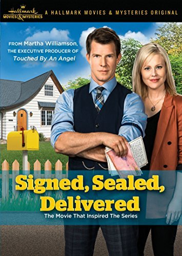 Signed Sealed Delivered Mabius Booth DVD Nr