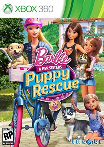 Xbox 360 Barbie And Her Sisters Puppy Rescue Barbie And Her Sisters Puppy Rescue