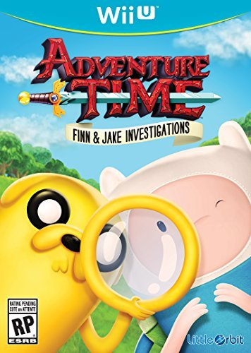 Wii U Adventure Time Finn And Jake Investigations Adventure Time Finn And Jake Investigations