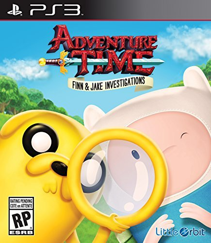 Ps3 Adventure Time Finn And Jake Investigations Adventure Time Finn And Jake Investigations