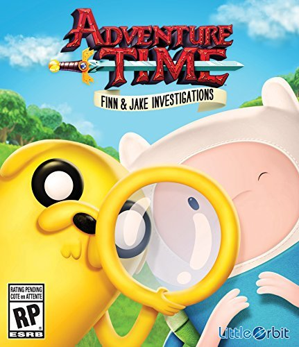 Xbox One Adventure Time Finn And Jake Investigations