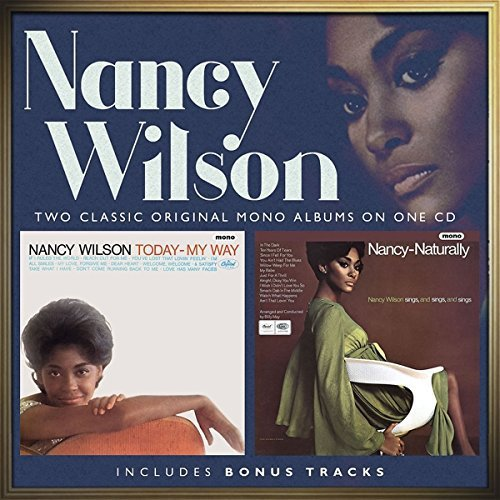 Nancy Wilson Today My Way Nancy Naturally