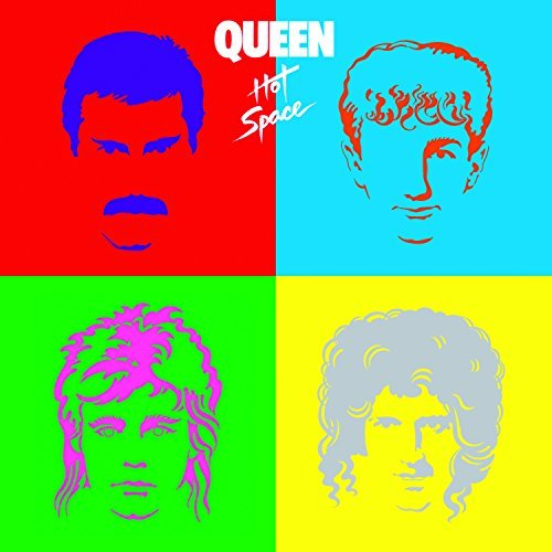 Queen Hot Space Hot Space