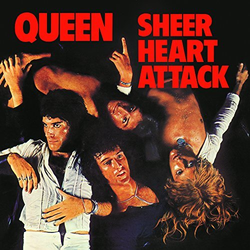 Queen Sheer Heart Attack Sheer Heart Attack