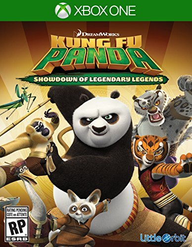 Xbox One Kung Fu Panda Showdown Of Legendary Legends Kung Fu Panda Showdown Of Legendary Legends