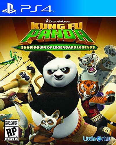 Ps4 Kung Fu Panda Showdown Of Legendary Legends Kung Fu Panda Showdown Of Legendary Legends