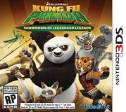 Nintendo 3ds Kung Fu Panda Showdown Of Legendary Legends Kung Fu Panda Showdown Of Legendary Legends