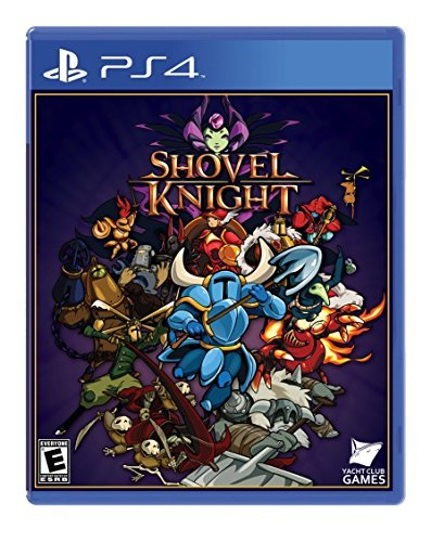 Ps4 Shovel Knight Shovel Knight