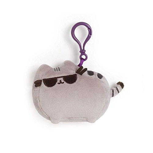 Gund Backpack Clip Pusheen Sunglass