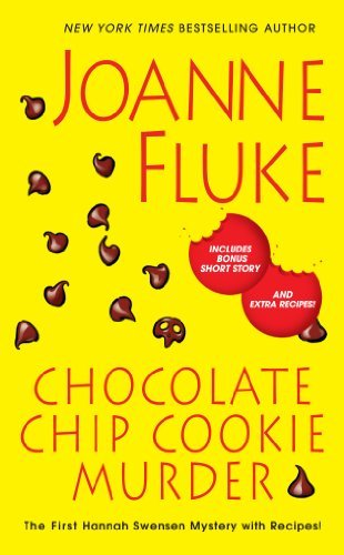 Joanne Fluke Chocolate Chip Cookie Murder