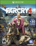 Xbox One Far Cry 4 Complete Edition Far Cry 4 Complete Edition