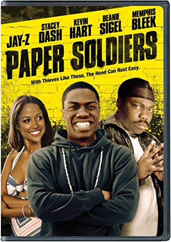 Paper Soldiers Jay Z Dash Sigel Bleek Hart Rapaport DVD R