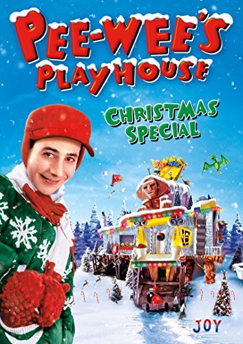 Pee Wee's Playhouse Christmas Special DVD Nr