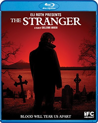 The Stranger Izzo Levy Blu Ray Nr