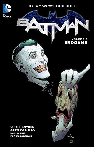 Scott Snyder Batman Vol. 7 Endgame