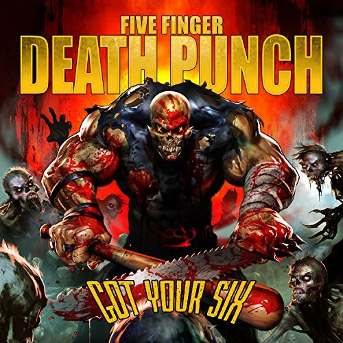 Five Finger Death Punch Got Your Six 2xlp Explicit