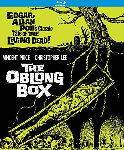 Oblong Box Price Lee Blu Ray R