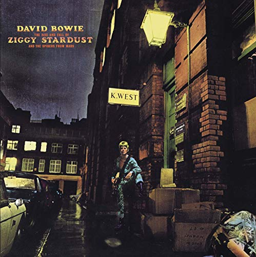 David Bowie Rise & Fall Of Ziggy Stardust Rise & Fall Of Ziggy Stardust