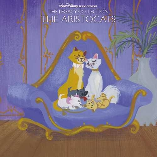 Walt Disney Records Legacy Collection Aristocats