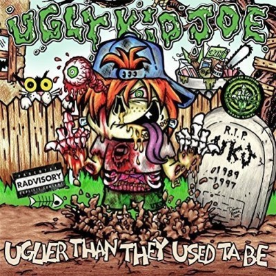 Ugly Kid Joe Uglier Than They Used Ta Be