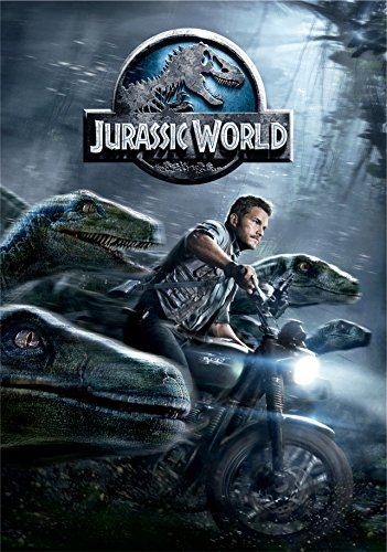Jurassic World Pratt Howard DVD Pg13