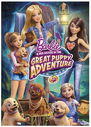 Barbie & Her Sisters Great Puppy Adventure DVD Great Puppy Adventure