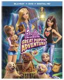 Barbie & Her Sisters Great Puppy Adventure Blu Ray Great Puppy Adventure