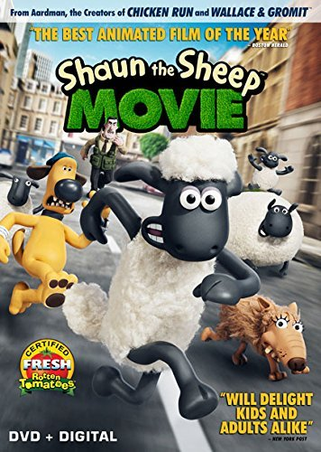 Shaun The Sheep Movie Shaun The Sheep Movie DVD Pg