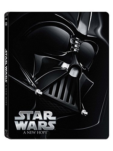 Star Wars Episode Iv A New Hope Blu Ray Pg Steelbook