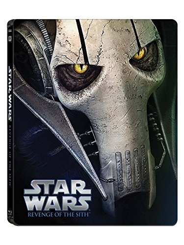 Star Wars Episode Iii Revenge Of The Sith Blu Ray Pg Steelbook
