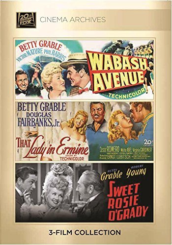 Betty Grable Set Betty Grable Set