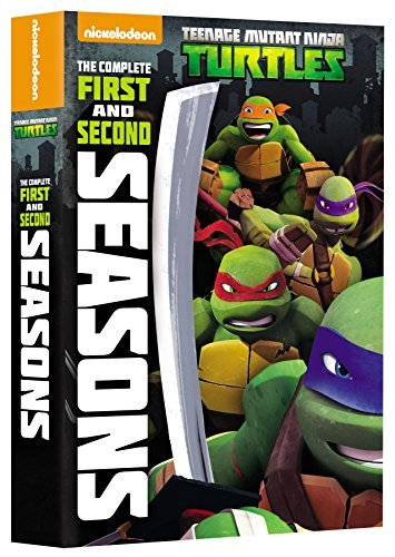 Teenage Mutant Ninja Turtles Seasons 1 & 2 Seasons 1 & 2