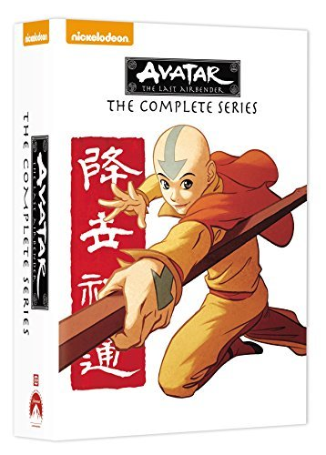 Avatar The Last Airbender The Complete Series