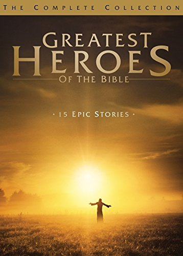 Greatest Heroes Of The Bible Complete Collection DVD Nr