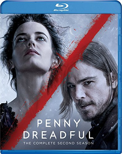 Penny Dreadful Season Two Penny Dreadful Season Two Blu Ray